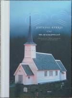 Jostedal kyrkje 350 år - bokomslag