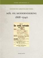 Omslag Mål og modernisering 1868-1940